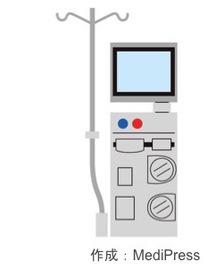 血液濾過透析(HDF)のメリットとデメリット