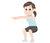 腎移植後の運動とスポーツ ② 動画で解説シリーズ10:テレビ観ながらスクワット